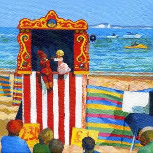 Jill Mirza Punch and Judy