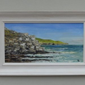 Phillip Goble 'Distant Durlston' artwork