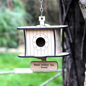 Goldfinch Nesting House by Barrow Wood