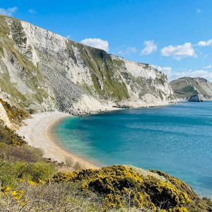Mupe Bay 2 photo of the Jurassic Coast in Dorset by LIsa Marsh Fluidus Art Photography